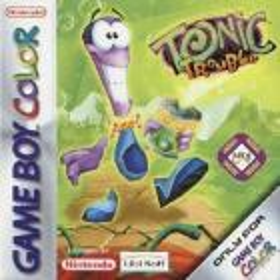 Tonic Trouble en boite GBC