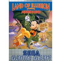 Land of Illusion starring Mickey Mouse GG