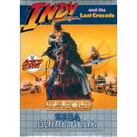 Indiana Jones and the Last Crusade : The Action Game GG