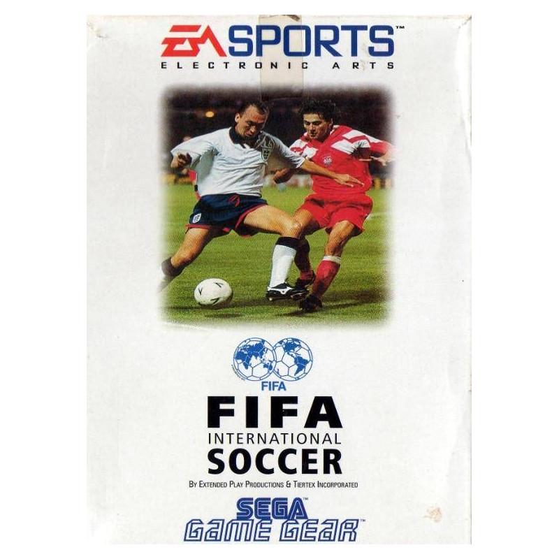 FIFA International Soccer GG