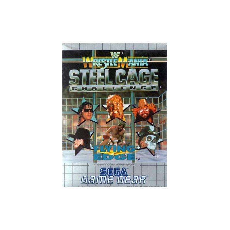 Wrestlemania Steel Cage Challenge GG