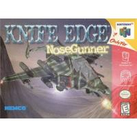 Knife Edge : Nose Gunner N64