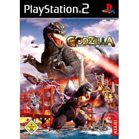Godzilla : Save the Earth PS2