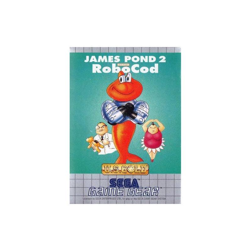 James Pond 2 : Codename RoboCod GG