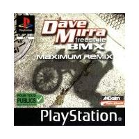 Dave Mirra Freestyle BMX : Maximum Remix PSX