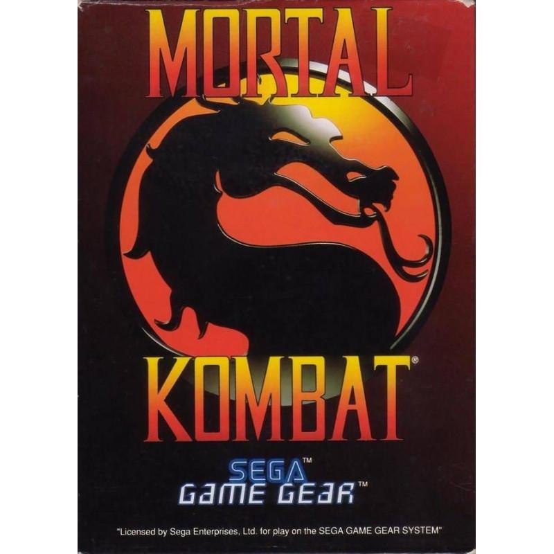 Mortal kombat GG