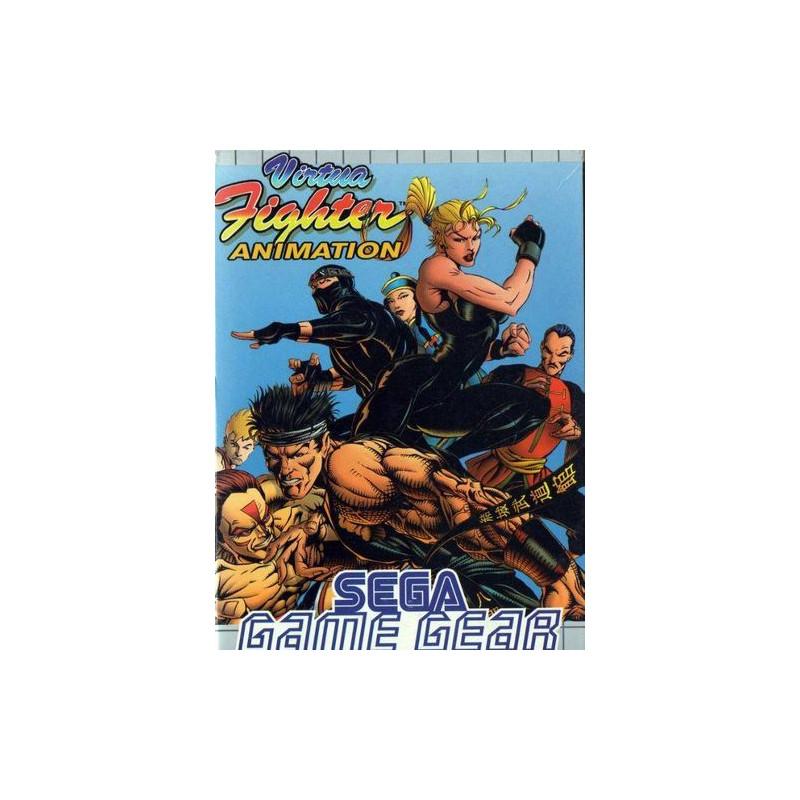 Virtua Fighter Animation GG