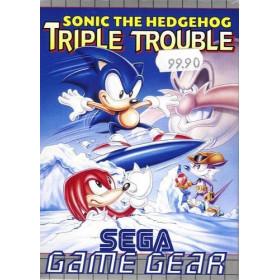 Sonic the Hedgehog : Triple...
