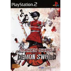 Maken Shao : Demon Sword PS2