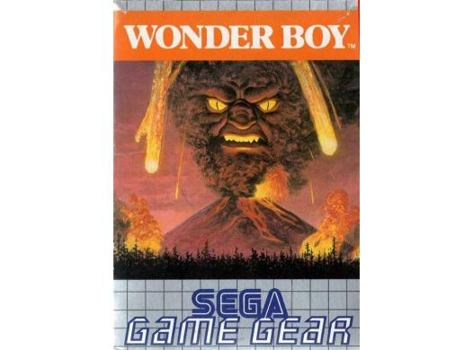 Wonder Boy GG