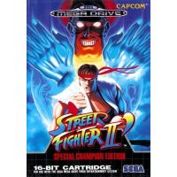 Street Fighter II: Special Champion Edition MD