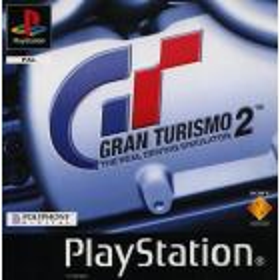 Gran Turismo 2 (platinum) PSX