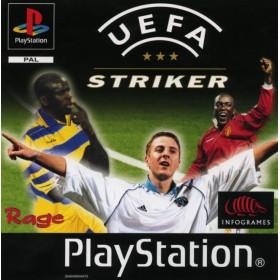 UEFA Striker PSX