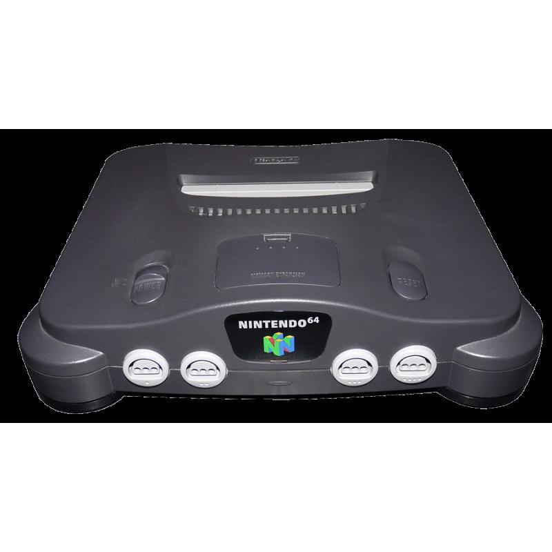 Console Nintendo 64 PAL + 1 Manette N64