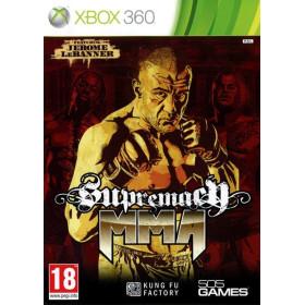 Supremacy MMA Xbox360