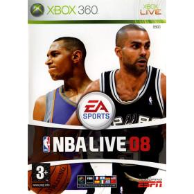 NBA Live 08 Xbox360