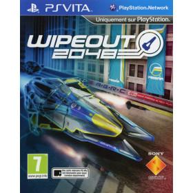 WipEout 2048 PSP VITA