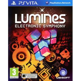 Lumines Electronic Symphony...