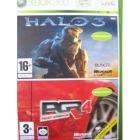 Pack Halo 3 + PGR4 Xbox360