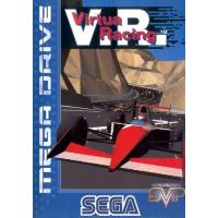 Virtua Racing en boîte MD