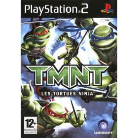 TMNT : Les Tortues Ninja PS2