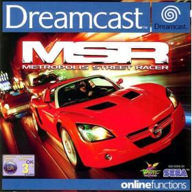 Metropolis street racer MSR DC