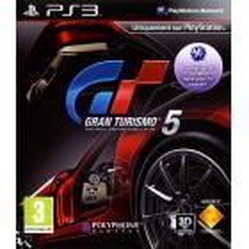 Gran Turismo 5  (Platinum) PS3