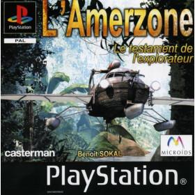 L'Amerzone PSX
