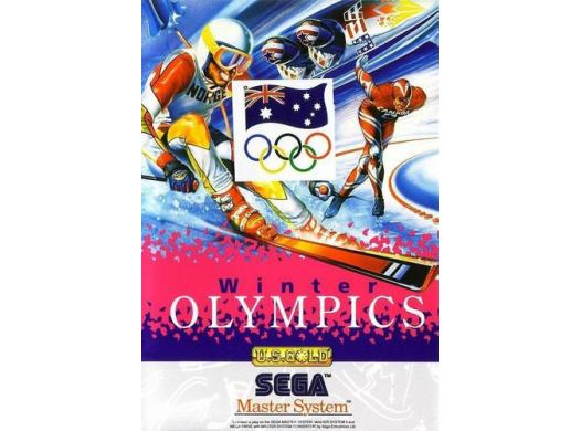 Winter olympics: lillehammer 94 MS