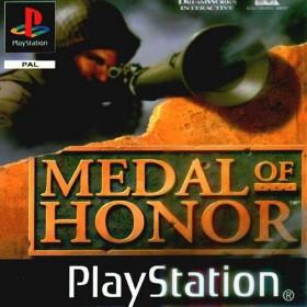 Medal of Honor (platinum) PSX