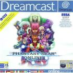 Phantasy star online DC