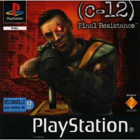 C-12 : Final Resistance PSX