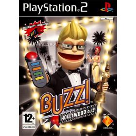 Buzz ! : Hollywood Quiz PS2