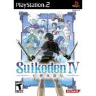Suikoden IV PS2