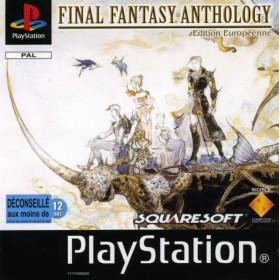 Final Fantasy Anthology PSX