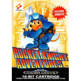 Rocket Knight Adventures MD