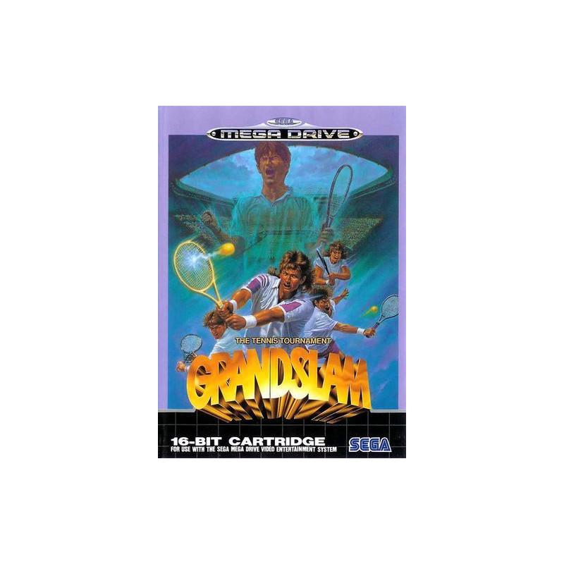 Grandslam: The Tennis Tournament en boîte MD