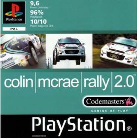 Colin McRae Rally 2.0 PSX