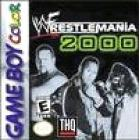 WWF Wrestlemania 2000 GB