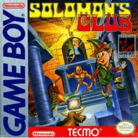 Solomon's Club GB