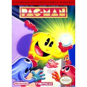 Pac-Man en boite NES