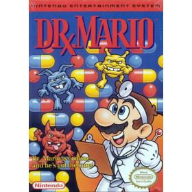 Dr. Mario en boite NES