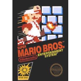 Super Mario Bros en boite NES