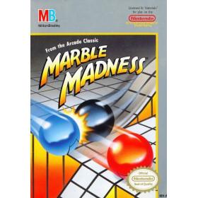 Marble Madness en boite NES