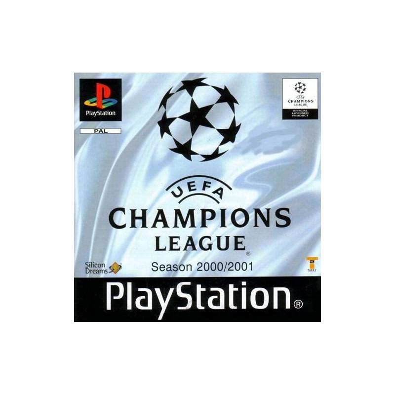 UEFA Champions League : saison 2000 - 2001 PSX