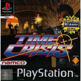 Time Crisis PSX