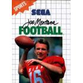 Joe Montana Football MS