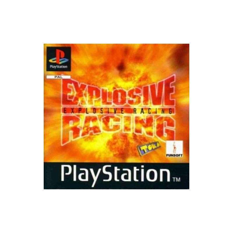 Explosive Racing PSX