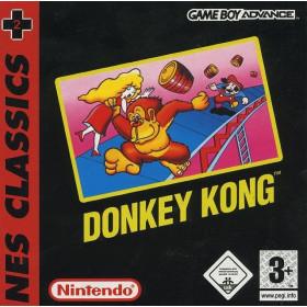 Donkey Kong GBA