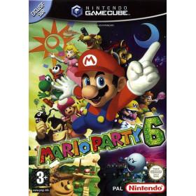 Mario Party 6 (+micro) GC